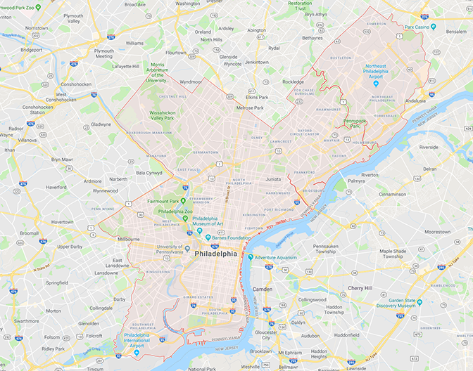 philadelphia-map