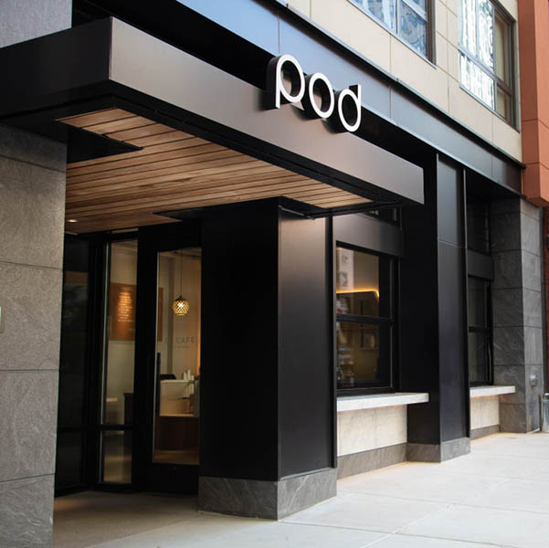 Pod Philly Entrance